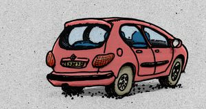 voiture
