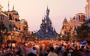 Disneyland Paris (France)