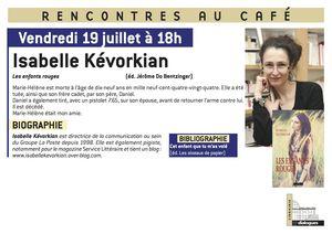 Dédicace chez &quot&#x3B;Dialogues&quot&#x3B;, Brest, le 19 juillet 2013