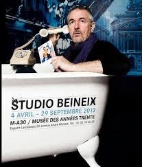 Expo : &quot&#x3B;Studio Beinex&quot&#x3B; à Boulogne Billancourt