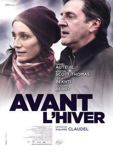 Cinéma. &quot&#x3B;Avant l'Hiver&quot&#x3B;, drame de Philippe Claudel (1h42).