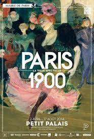 Pige dans &quot&#x3B;Service Littéraire&quot&#x3B; n°75, Juillet-Août : &quot&#x3B;Paris 1900&quot&#x3B;