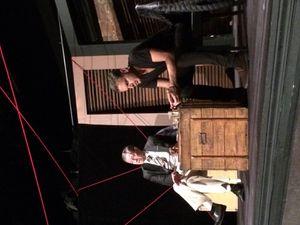 Rencontre avec Francis Huster et Steve Suissa au Théâtre Rive Gauche