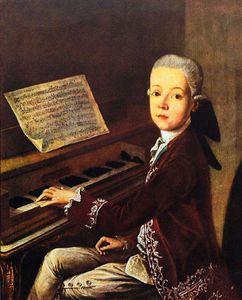 Mozart, La Sonate pour piano nº 6 en ré majeur  K. 284,