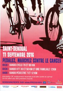 Rando St Denoual contre le Cancer