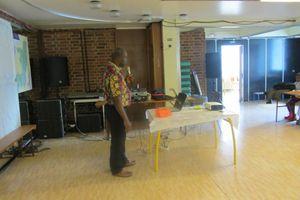 Journée d'accueil &amp&#x3B; d'information sur l'accompagnement à la scolarité