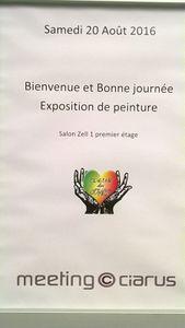 Journée culturelle du Congo - Brazzaville 20 août 2016 - Strasbourg