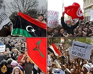 Printemps arabes!!