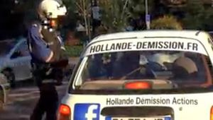 Comment doit-on interpreter cette arrestation??