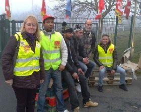 STEF :Mobilisation CGT contre la criminalisation de l'action syndicale
