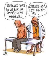 Manifestation des retraités  MARDI 17 MARS 14 heures à Paris