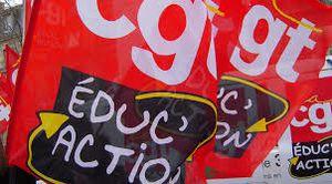 CGT Educ'action 95 :  Communiqué aux collègues de Pontoise et Cergy