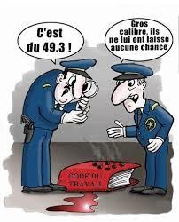 49.3 Notre première réponse sera de participer nombreux à la manifestation de  jeudi 12 à 14h à Denfert Rochereau.