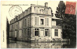 Le château du Bailleul…