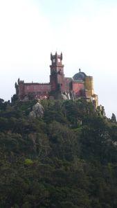121- Les châteaux de Sintra
