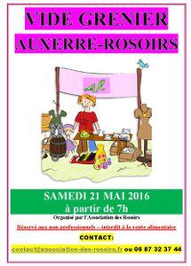 Programme du samedi 21 mai
