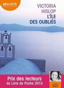 L'île des oubliés de Victoria Hislop (livre audio)
