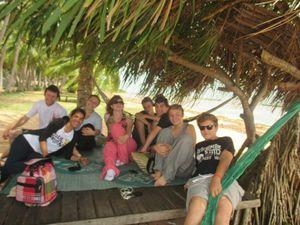 Voyage solidaire au Cambodge - Premiers échos en images
