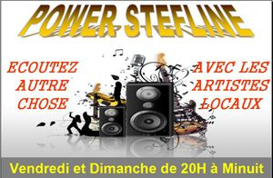 La Playlist de Power Stefline sur Stefline Radio
