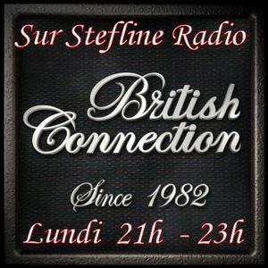Ce 21/09, British Connection sur Stefline Radio