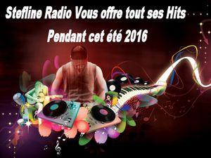 Votre Programme Estival en aout Sur Votre Radio!!!
