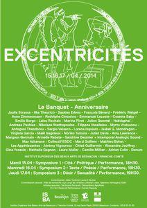 Excentricités V, Le banquet-Anniversaire.