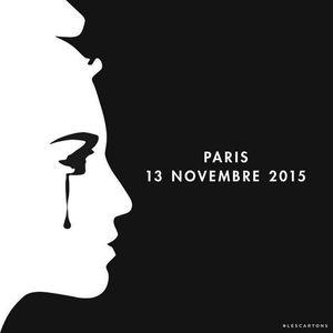 Infos suites attentats à Paris - stage dimanche 15/11