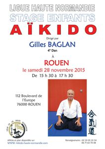 1er stage enfants 28 nov.