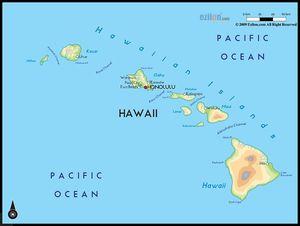 Fitness Odyssée : Etape N°534 (Océan Pacifique)