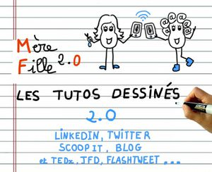 Les Tutos dessinés 2.0 #digital en 1 clic et 1 PDF #sketchnotes