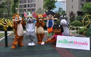 What is Your Attitude of Mascot Costume?