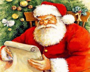 Lettre au papa Noël