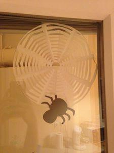 Une décoration d'halloween (DIY)