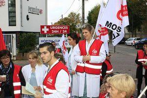 Luttes: Medipartenaire, mobilisation à Claude Bernard.