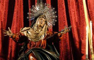 Notre Dame des septs douleurs !