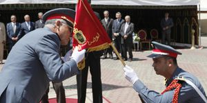 Gendarmerie royale: le sens du patriotisme