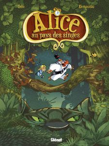 Alice au pays des singes :)