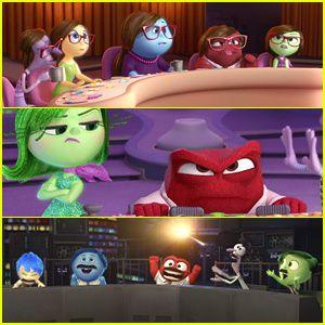 VICE VERSA de Pete Docter (via Disney-Pixar) [critique]