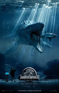 JURASSIC WORLD de Colin Trevorrow [critique]