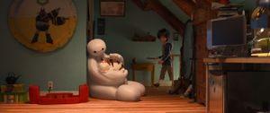 LES NOUVEAUX HÉROS (BIG HERO 6 en VO) de Don Hall &amp&#x3B; Chris Williams (Studios Disney-Pixar) [critique]