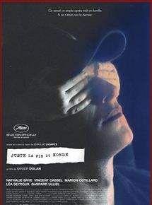 JUSTE LA FIN DU MONDE de Xavier Dolan [critique] (Cannes, (le) 8ème jour)