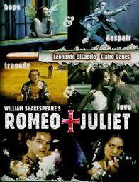 TITANIC VS ROMEO + JULIET, la battle des tragédies romantiques vintage avec Leonardo dedans.