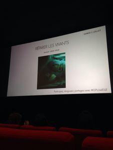 RÉPARER LES VIVANTS de Katell Quillévéré, d'après le roman éponyme de Maylis de Kerangal (GRAND PRIX CINEMA ELLE, Paris, Gaumont Convention, 2ème jour) [critique]