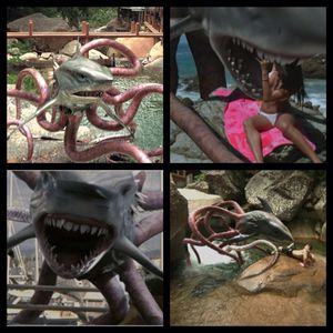 SHARKTOPUS et SHARKTOPUS VS PTERACUDA des productions Corman [critique]