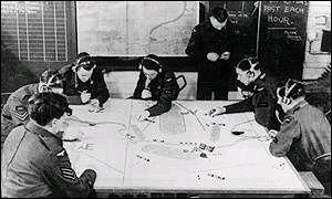Août 1940 - un radar trop loin