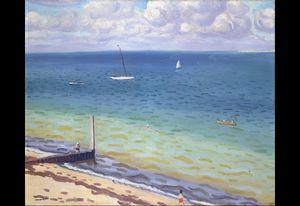 Albert Marquet - peintre du temps suspendu