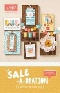 Promotion Sale a Bration du 6 janvier au 31 mars 2015
