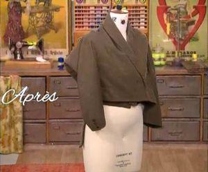 COUSU MAIN 2 :  5 Customiser un costume d'homme