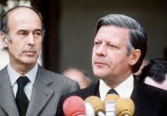 Giscard-Schmidt, l'amitié franco-allemande