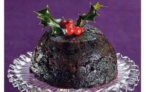 Chrismas pudding